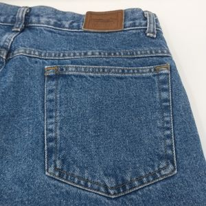 L.L. Bean Double L Natural Fit Insulated Jeans
